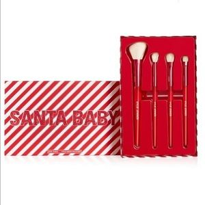 NEW!! Kylie Cosmetics Holiday Brush Set!